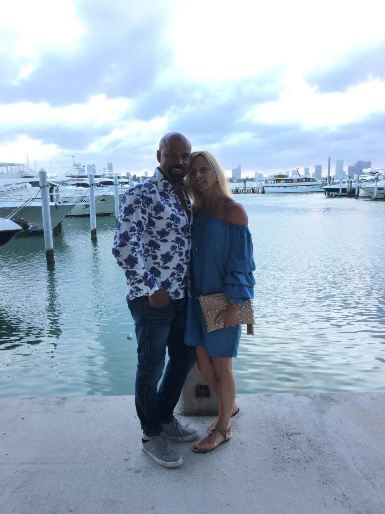 Daryl Self and Joanne Self